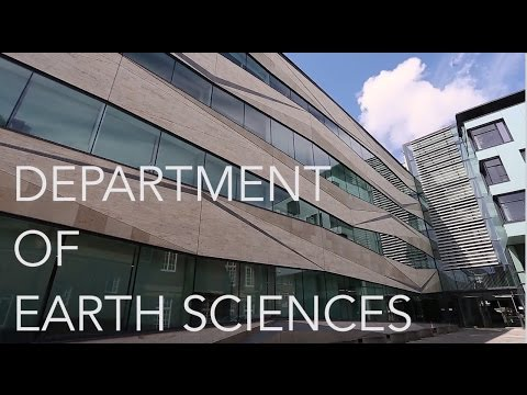 A Graduate Introduction to Oxford Earth Sciences