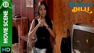 Lara Dutta looks smoking hot in black dress - Chalo Dilli