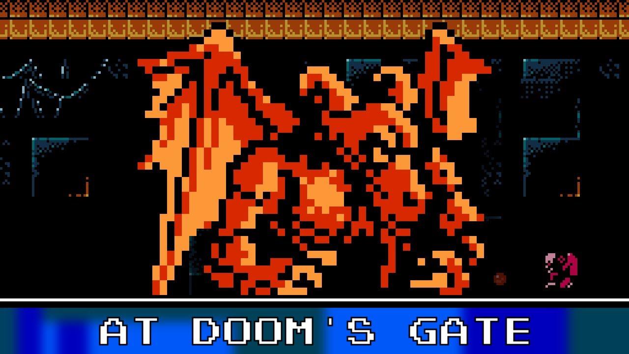 At Doom's Gate (E1M1) 8 Bit Remix - Doom
