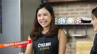 [Teaser] Cycling Plus Kitchen - เครปไส้กรอก - ญี่ปุ่น