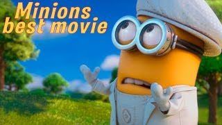 Minions funny Memorable Moments. Clips and song compilation (episode 05)