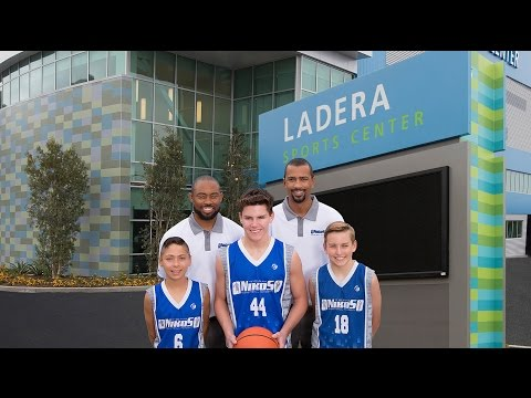 Team Nikos at the Ladera Sports Center Photo Shoot – August 2016