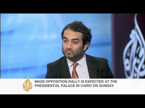Al Jazeera talks to political analyst Shadi Hamid