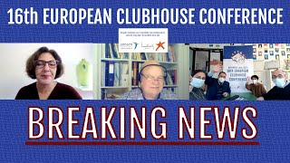 💥Breaking News💥 Nov. 13th, 2020 - Interview to Esko Hanninen, Clubhouse Europe Board Member