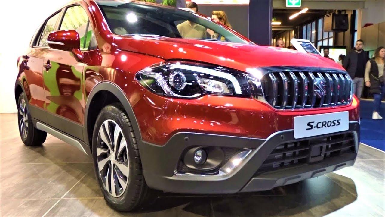 Khám phá mẫu SUV cỡ nhỏ Suzuki SX4 S-Cross tại triển lãm xe hơi