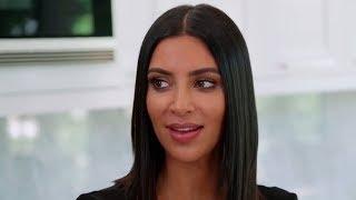 Kim Kardashian STRUGGLES With Body Dysmorphia & Shades Khloe