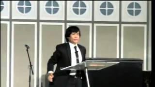 Rev. Dr. Kam Hau@Guah Nunung Crusade - 4th Night