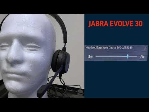 Poly Blackwire 3325 Vs Jabra Evolve 30