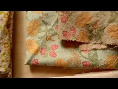 Как покрасить ткань в луковой шелухе