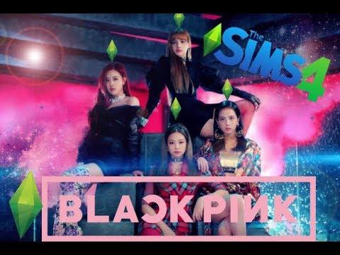 Full Download] Blackpink Ddu Du Ddu Du M V The Sims 4