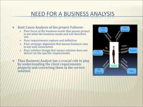 Business Analysis online training India | Free Video Demo | Tutorials | Ecorptrainings