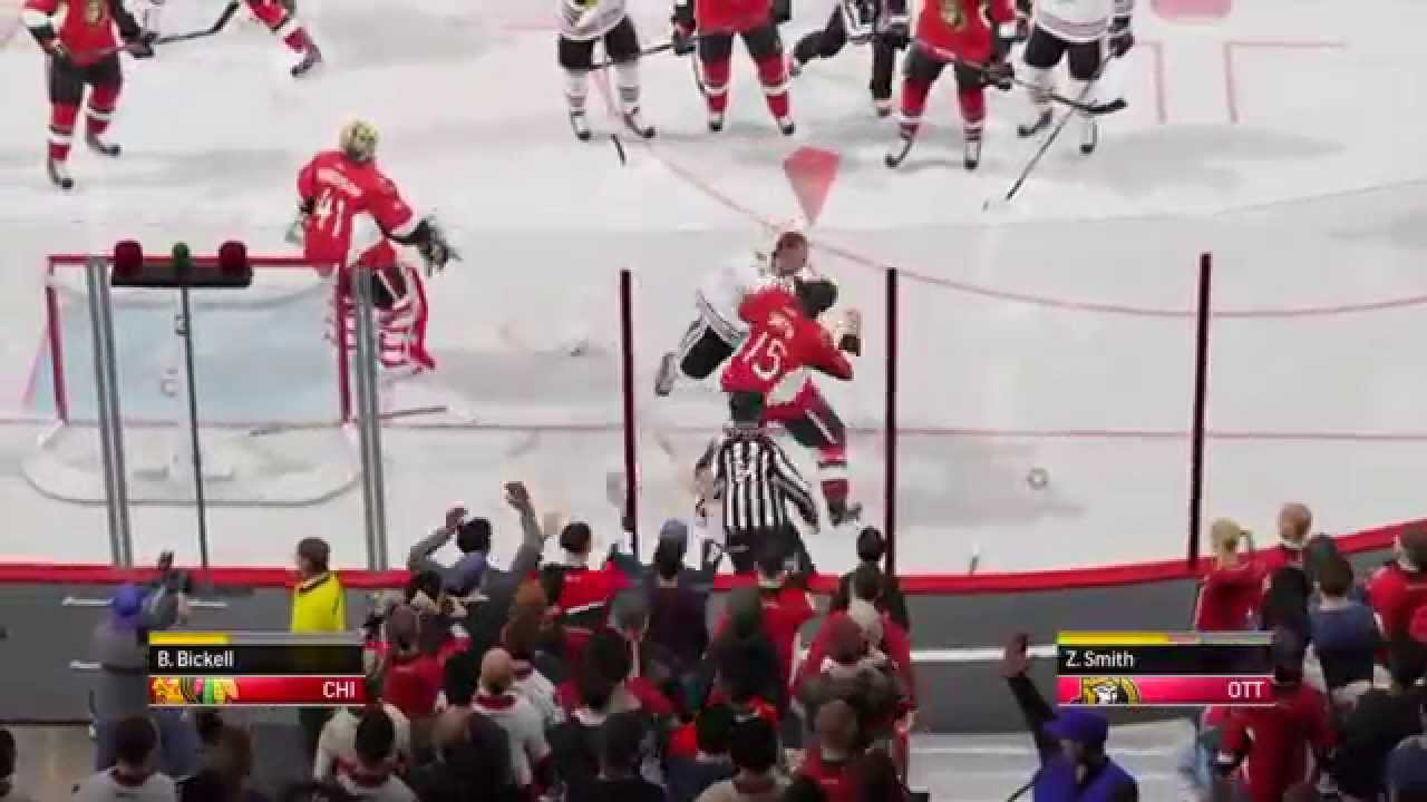 Happy Canada Day Nhl 15 Ottawa Senators Youtube