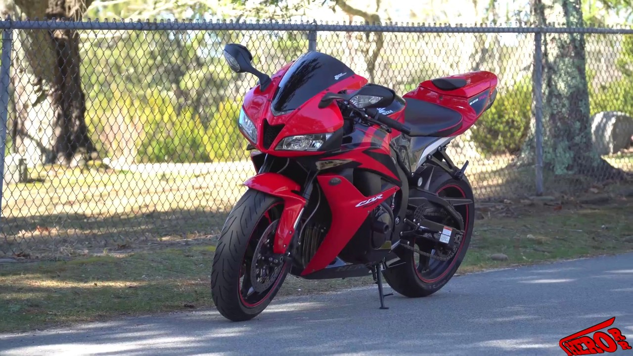 Tripage 1k Mirrors For Cbr600rr Review