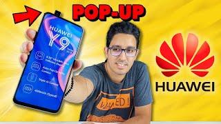 هاتف جديد من هواوي رغم الأزمة | HUAWEI Y9 PRIME 2019 + GIVEAWAY