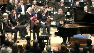 Nikolay Khozyainov plays Rachmaninov Piano Concerto No. 3
