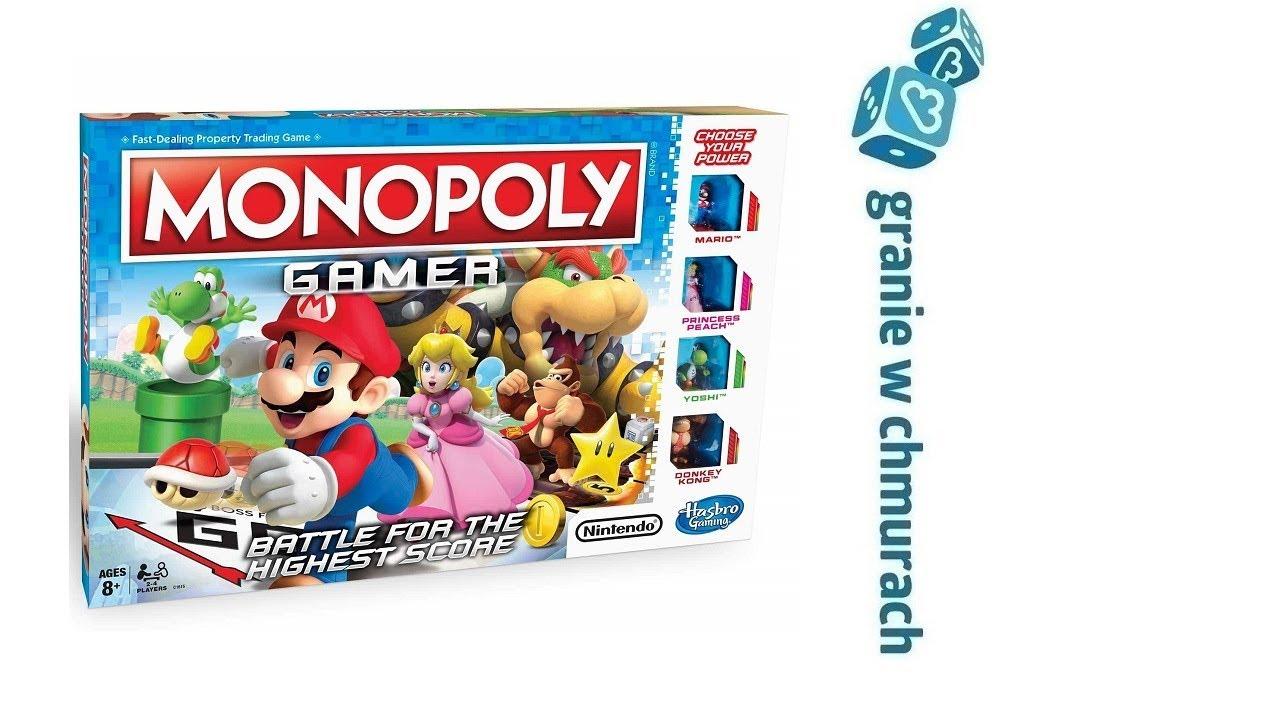 Monopoly Gamer – zasady, recenzja