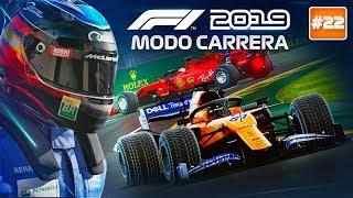 ¡NUEVA TEMPORADA, NUEVA NORMATIVA Y CAMBIOS DE PILOTOS! - F1 2019 MODO TRAYECTORIA #22 | McLaren