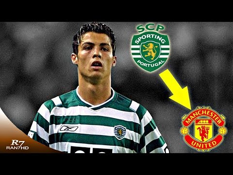 The Match That Made Man United Buy Cristiano Ronaldo
