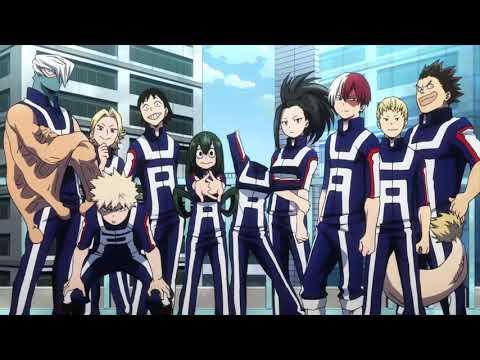 【MAD】My Hero Academia Opening 2 -「SAKURA MITSUTSUKI」[FANMADE]