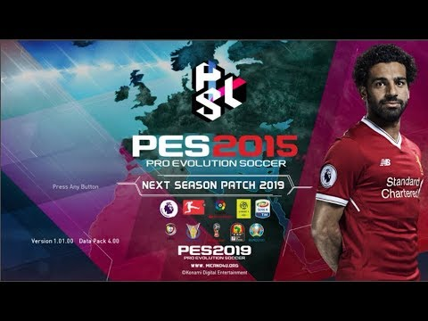PES 2015 PATCH 2019 - Next Season Patch v3.0 January Transfers - Review