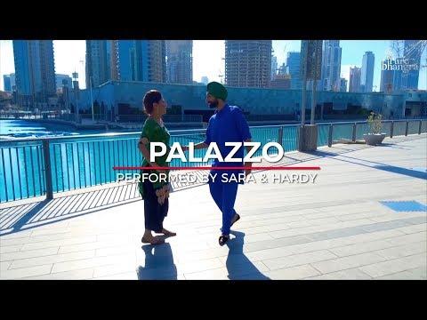 Palazzo | Sara & Hardy | Pure Bhangra |