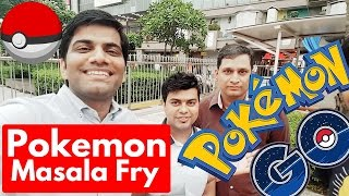 How to Play Pokemon Go in India Funny Gameplay | Totally Insane Youtubers Collab
