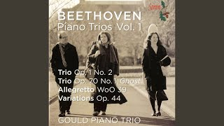 "Variations in E-Flat Major on an Original Theme, Op. 44, ""Piano Trio No. 10"""