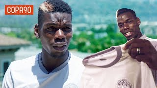 Pogba, zidane & more react to new kits designed by fans