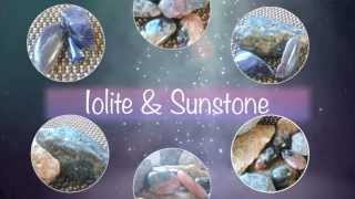 Iolite & Sunstone - Lets Talk Stones