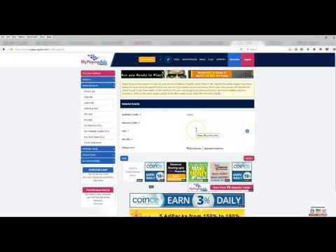 Adding Websites to Traffic Exchange