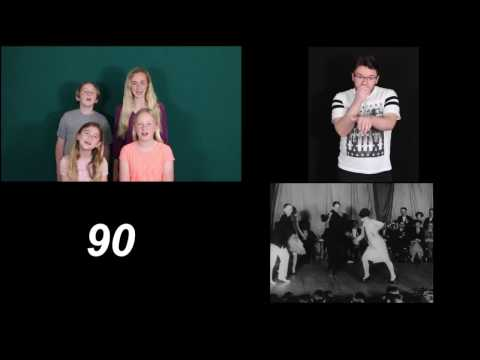 100 Years of Music in 100 Seconds - The Singer Family and Raymond Allred