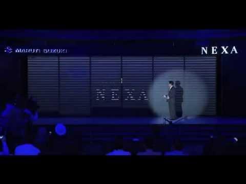 Launch Of Maruti Suzuki's Exclusive Showroom – NEXA