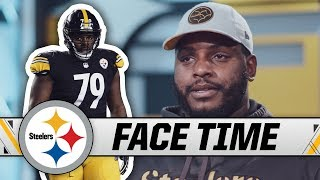 Javon Hargrave Excited to Grow & Improve in 2019   Steelers Face Time