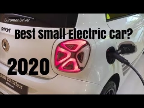 The TESLA Killer? And Three Times Cheaper! Mercedes EQ SMART ForFour 2020