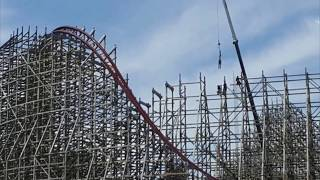 new mean streak construction may 4 to may 15