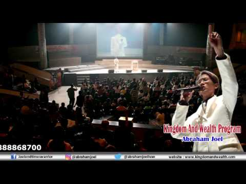 Bible Tv Jakarta: Abraham Joel - KINGDOM AND WEALTH - 05 08 2017