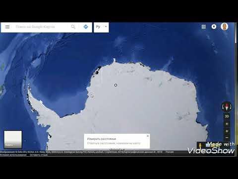 Антарктида. Исследование загадочного объекта.Версии.