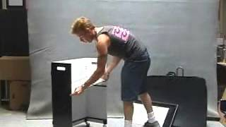 Tri-fold Table - Portable Performing Table For Magicians