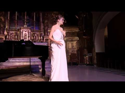 "Valentine Lemercier - Adalgisa Aria, Norma, Bellini ;""Sgombra e la sacra selva"""