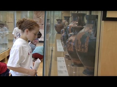 Visiting The Penn Museum