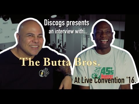 Discogs Presents: An interview with The Butta Bros. at Live Convention