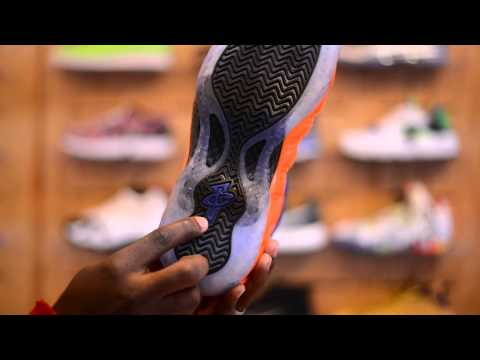 6b79198e12b0 Nike Foamposite One  New York Knicks  Review and On Feet Review HD  CGKicks
