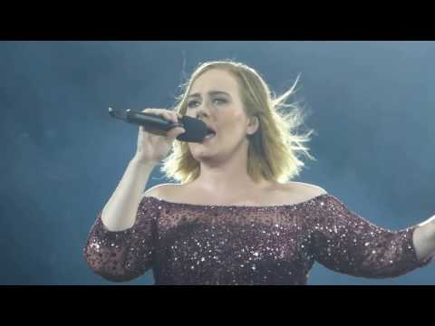 ADELE Live *Hello* Brisbane The Gabba 5/03/17