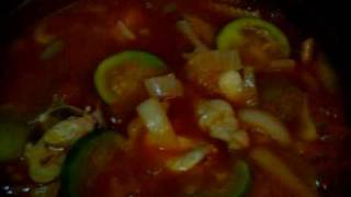 Korean Food: 닭도리탕( Dakdoritang): Spicy Chicken With Vegetables