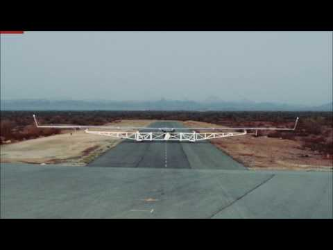 Facebook's Aquila drone completes its second flight and manages to land safely this time