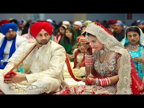 Best Punjabi Sikh Wedding | Amazing Couples | Ever | Highlights | New