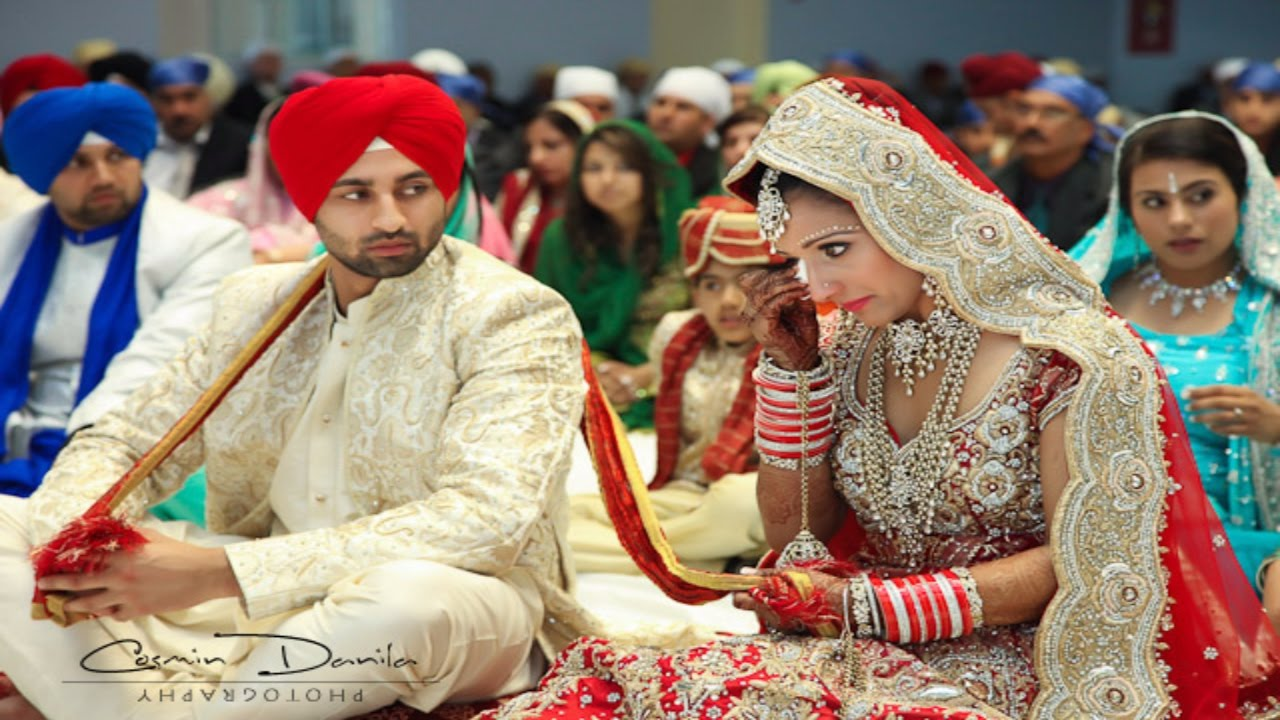 Best Punjabi Sikh Wedding Amazing S Ever Highlights New