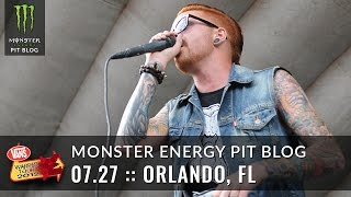 2012 Pit Blog: Day 34 Orlando