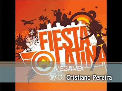 Latino Megamix 2016 Dj Cristiano Pereira