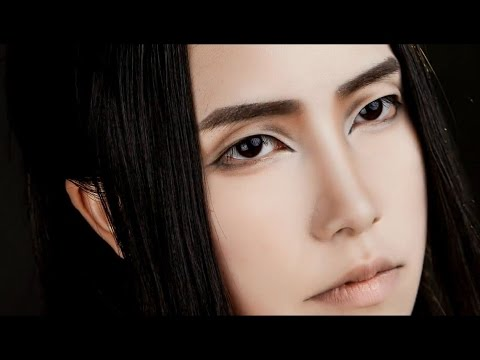 【Tình Tình】❀ Hướng Dẫn Makeup Nam Nhân Cổ Trang  (1) |【汉服妆容】